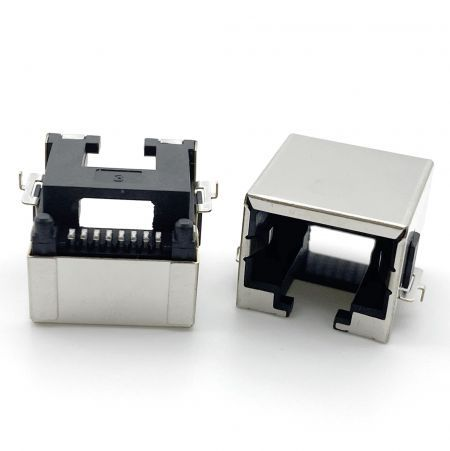 Embedded PCB Jack - Low Profile Embeded PCB Jack