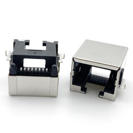 Prise PCB intégrée - Prise PCB intégrée à profil bas