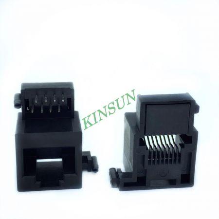 ورودی پایین-PCB-Jack- (با PEG) - ورودی پایین-PCB-Jack- (با PEG)