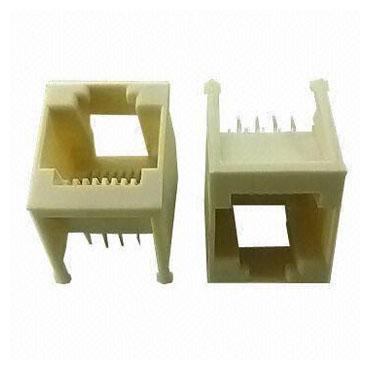 70 Degree PCB Jack 8P8C - 