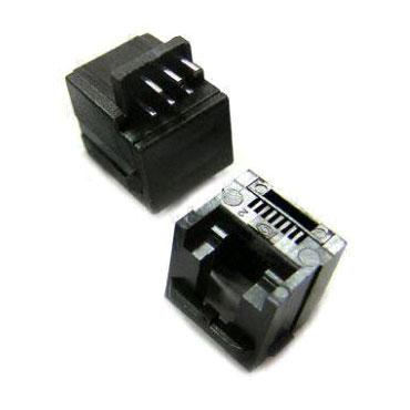 Prise PCB à entrée inférieure - Prise PCB à entrée inférieure