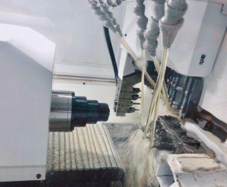 Mechanism and Machining - Kinsun - Mechanical Parts