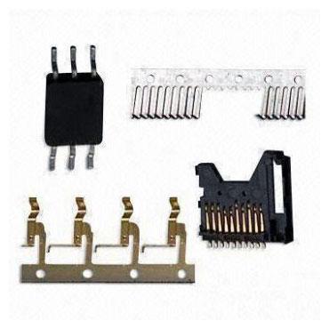 Pièces estampées de voitures pour connecteur PCB - Pièces estampées de voitures pour connecteur PCB