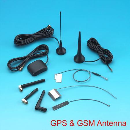 Ăng-ten tự động - Ăng ten GPS