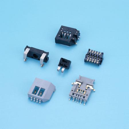 Medical Connector - Kinsun - Medical Connector with SMT Type, Compliant with RoHS Directive.