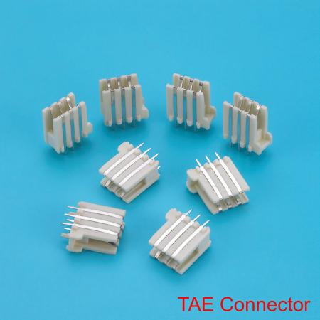 Mobile Phone Connector - Phone Jack with UL94-V0 Housing and Phosphor Bronze Contact