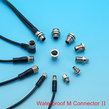 M8 Connector, M12 Connector