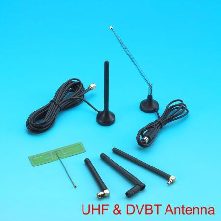 Antena UHF - Antena UHF