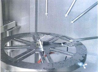 صورة اختبار جانب الكابل M12