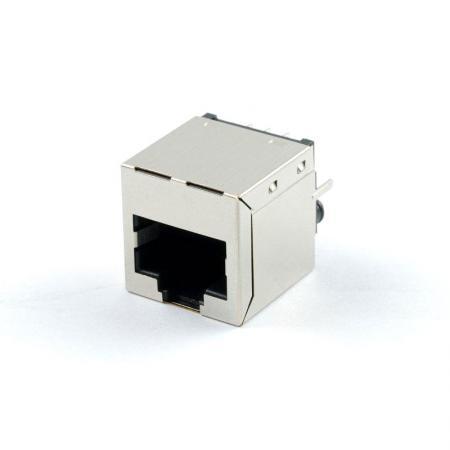 Jack PCB magnétique avec LED - 