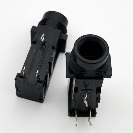 مقبس الصوت - مقبس الصوت 3 PIN ø6.35mm