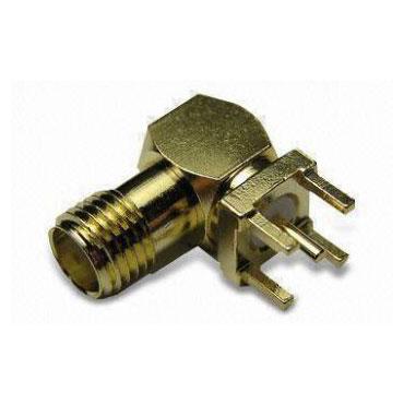 RF Coaxial Connectors - RF Coaxial Connectors