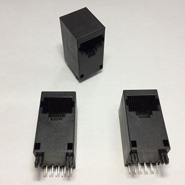 Right Angle PCB Jack - 