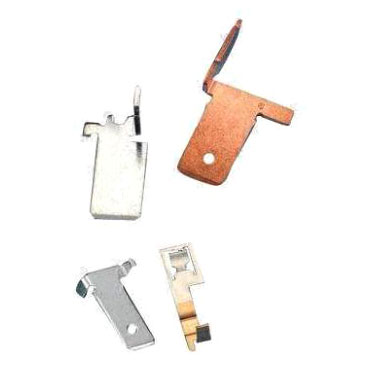 Contact Spring Stamping Parts - Stamping Relay Parts