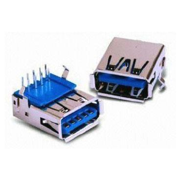 USB 3.0 표준 A 리셉터클 - USB 3.0 표준 A 리셉터클