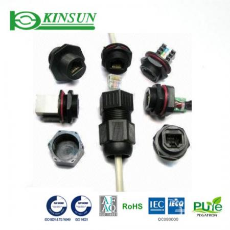 Waterproof Screw Lock - Waterproof Screw Lock, Watertight Connectors
