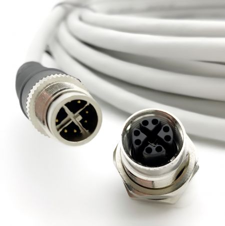 M12 X-Code Connector