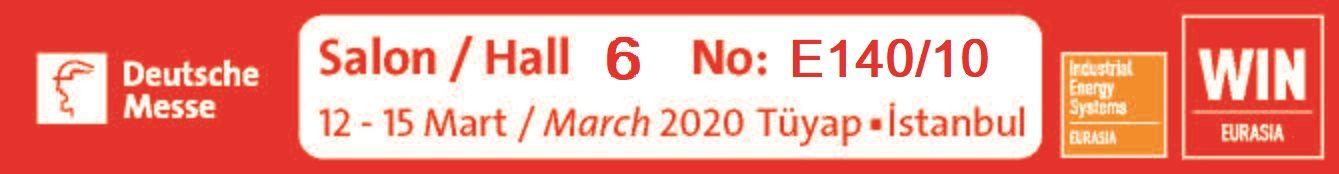 WIN Eurasia - Cemat Eurasia 2020