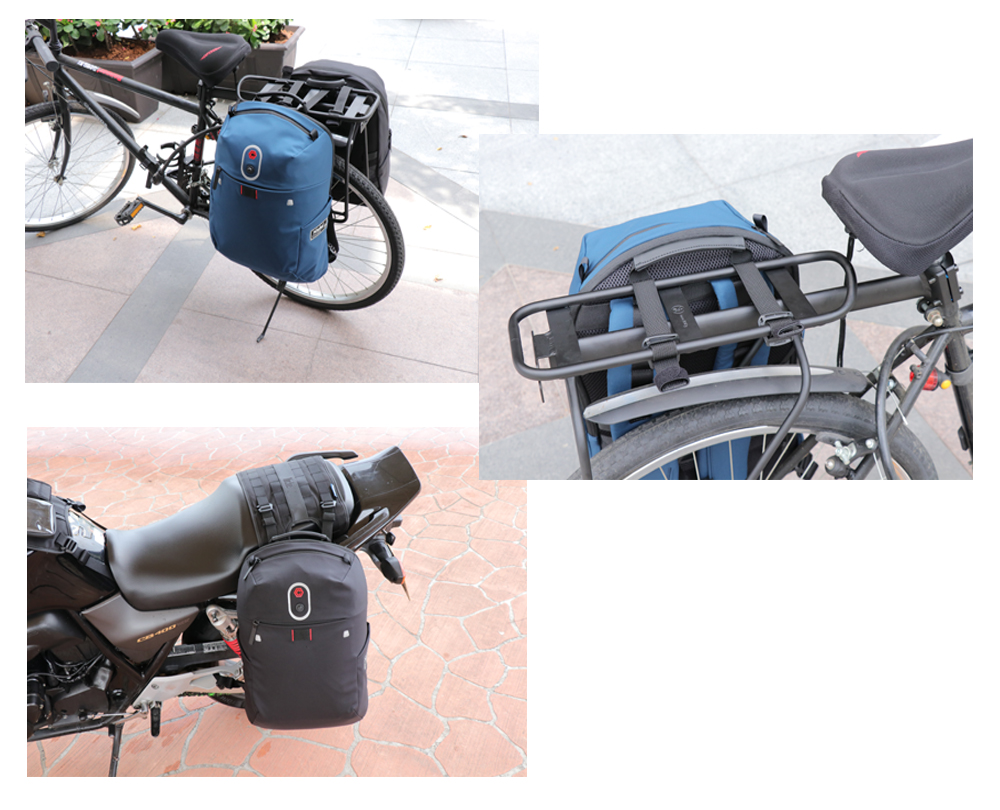 Motorcycle and Bicylcle Attachment
