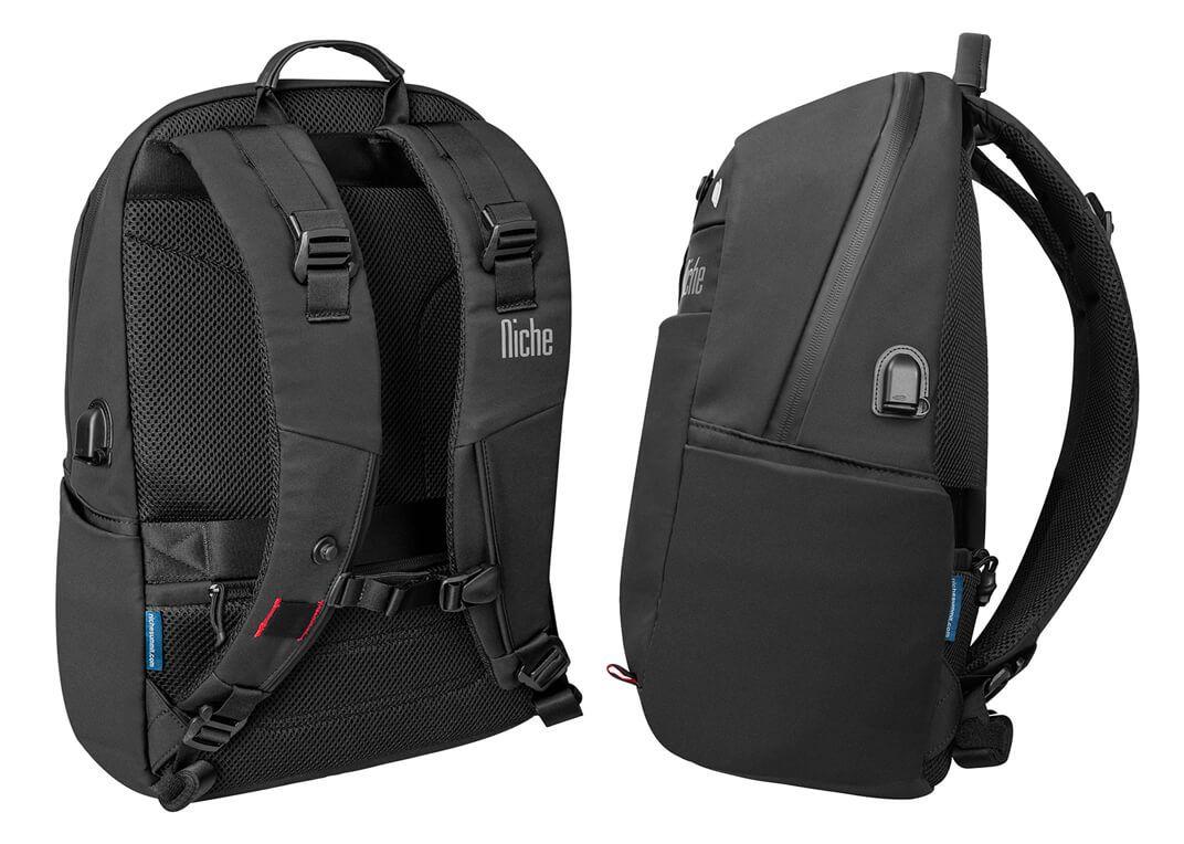Comfortable backpack