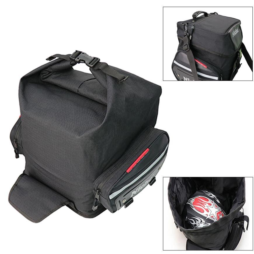 Zadní taška s prémiovým designem a pevnou konstrukcí