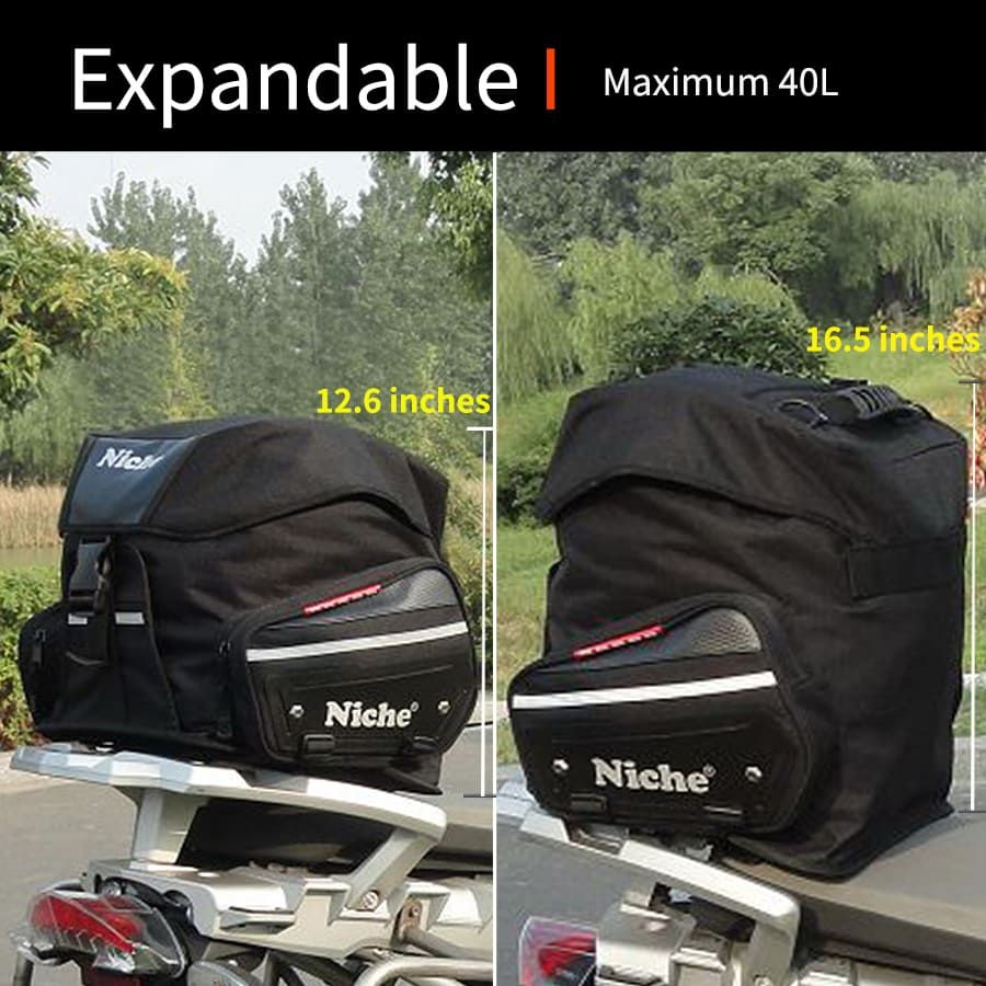 Expandable up to 40L