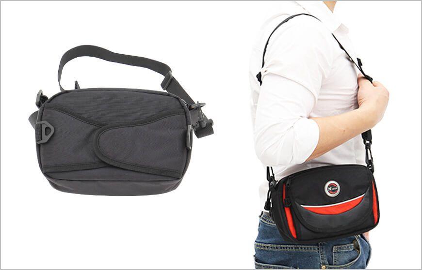 Waist Bag and Shoulder bag