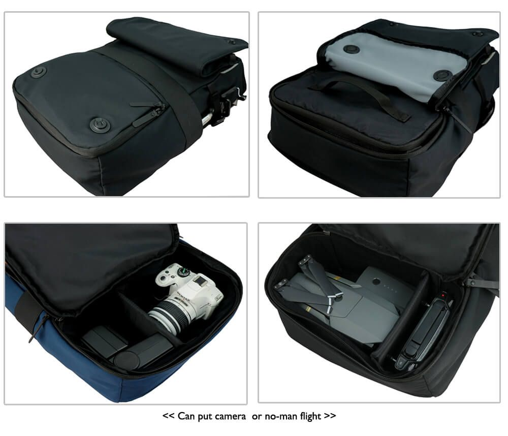 Independent compartment