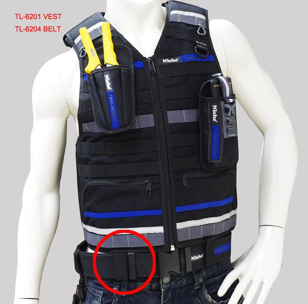 Combine usage with Tool Vest