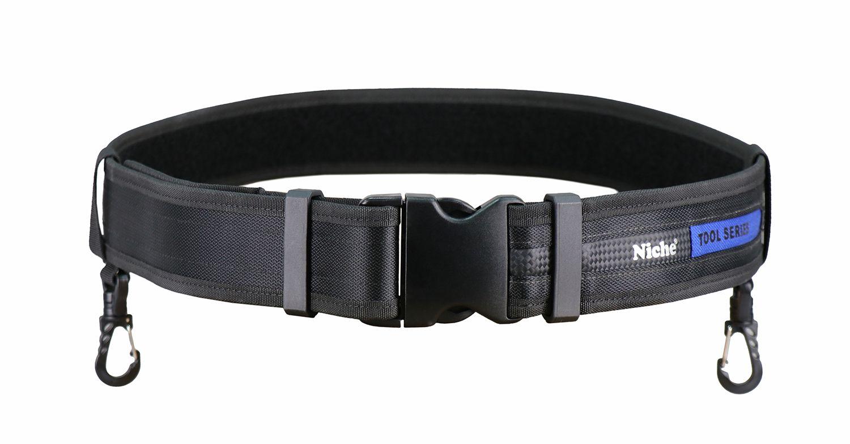 Adjustable Hard Tool Waist Belt with Big Release Buckle and PE board Reinforcement