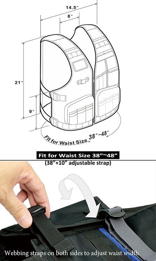 Waist Adjustable