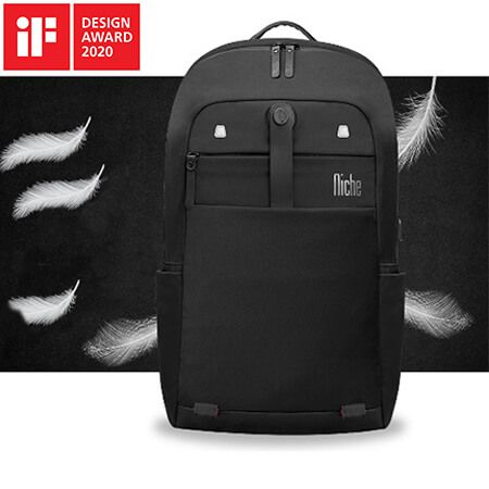 One Backpack is enough. Functionality is not to compromise on beauty.