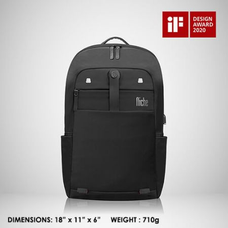 Backpack Won 2020 Germany iF Design Award