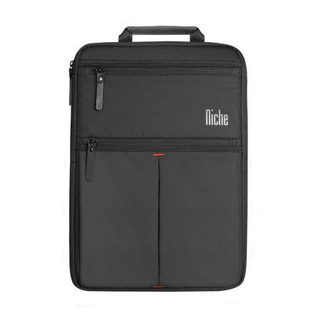Pouzdro na notebook s magnetickou přezkou pro batoh systému FastRelis