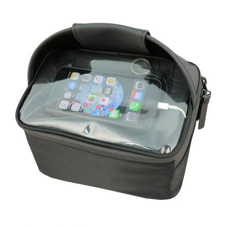 GPS Tank Bag with Sun Shield