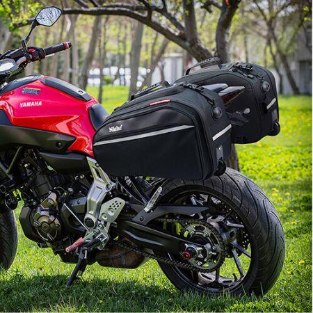 Niche Summit  является профессиональным производителем сумок для мотоциклов и предлагает индивидуальные решения для ваших индивидуальных потребностей.