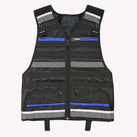 Engineer Tool Vest med MOLLE Tactical system