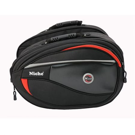 Heavy Duty Motorcycle Saddle Bags