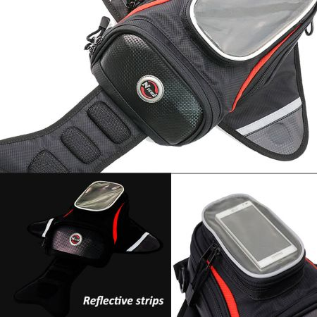 Motorcycle Bags are not dull anymore