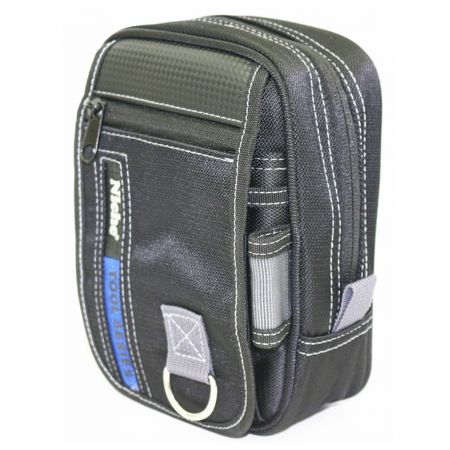 Mini Tool Pouch with Zipper Closure Tool Organizer Multipurpose Tool Holder Tactical Utility Pouch Cell phone Holster