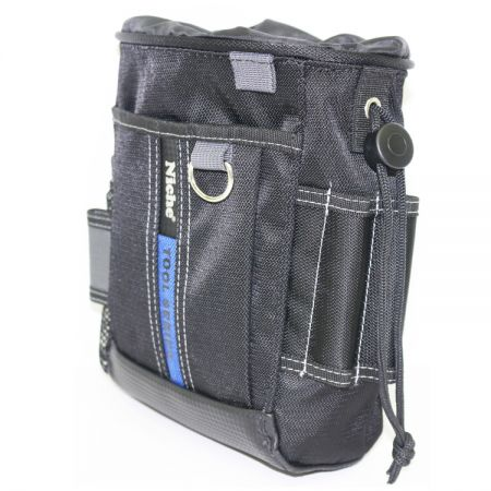 Draw String Closure Tool Bag with MOLLE System, Multiple Carry Ways