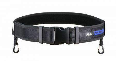 Cinturón de cintura ajustable para herramientas duras