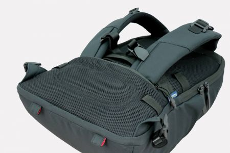 Comfy Backpack and user-friendly elements