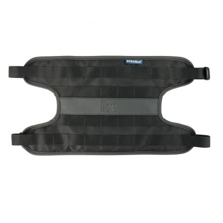 Rear Pad with MOLLE System Webbing Loop