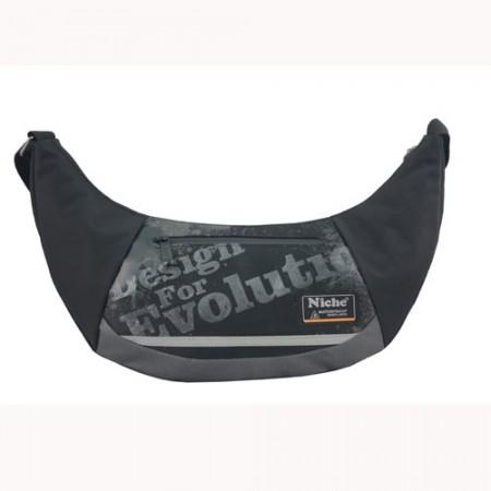 Curved Waterproof Crossover Bag, Inner Layer Waterproof