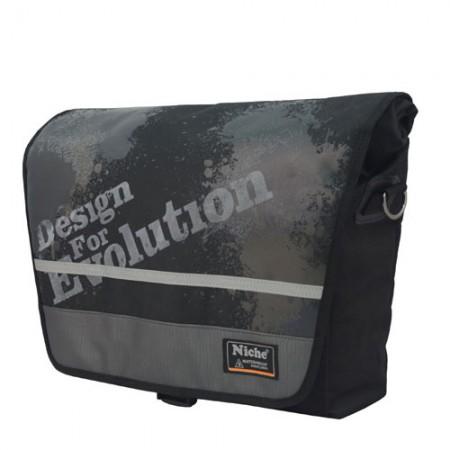 Waterproof Messenger Bag, Inner Layer Waterproof