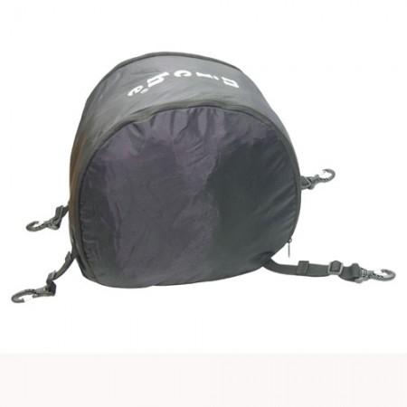 Vodotěsná taška na helmu, vnitřní vrstva vodotěsná
