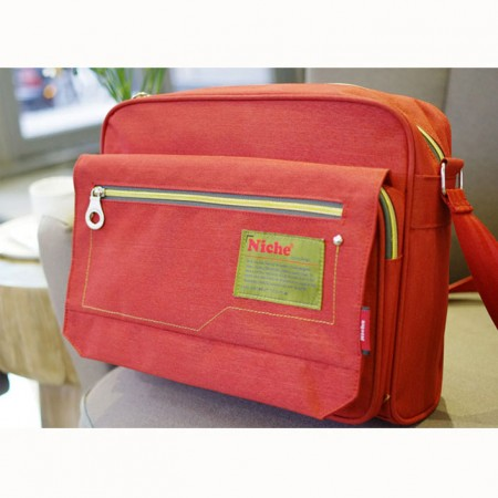 Carry Bag Messenger Style