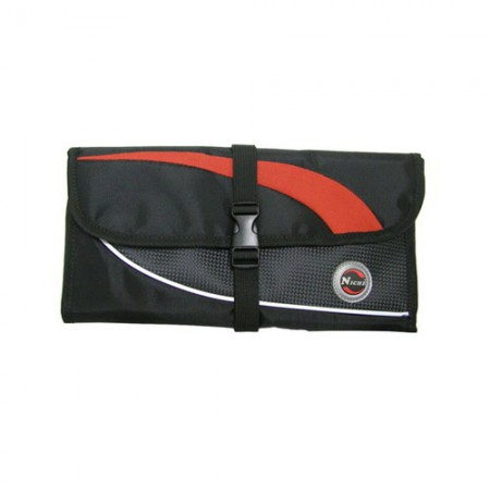 Niche tool bag is a useful accessory for motorcycle rider