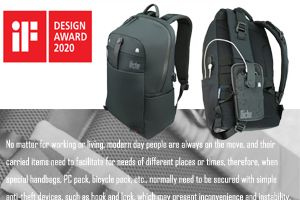 IF AWARD WINNING BACKPACKS